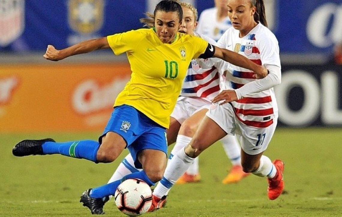 Com vistas ao Mundial, seleção feminina de futebol encara Espanha e Escócia