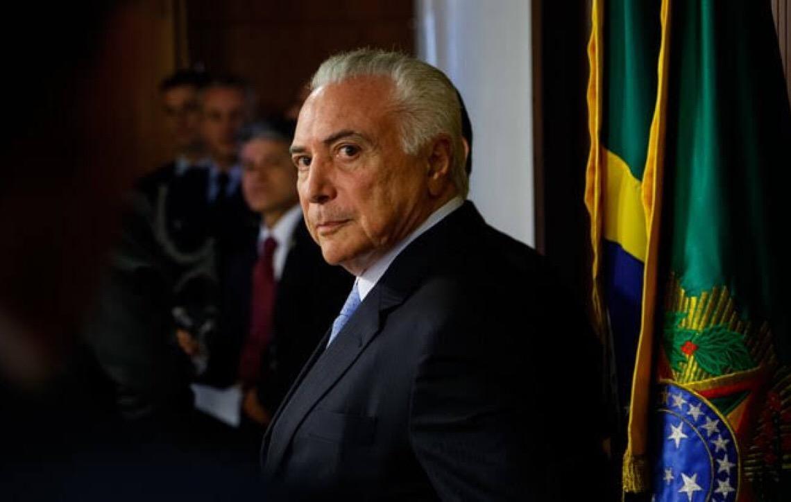 Michel Temer se nega a depor; Ministério Público vai denunciá-lo por lavagem, corrupção e peculato