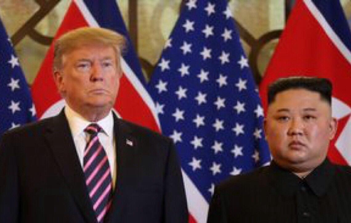 Donald Trump diz que retirará sanções impostas à Coreia do Norte