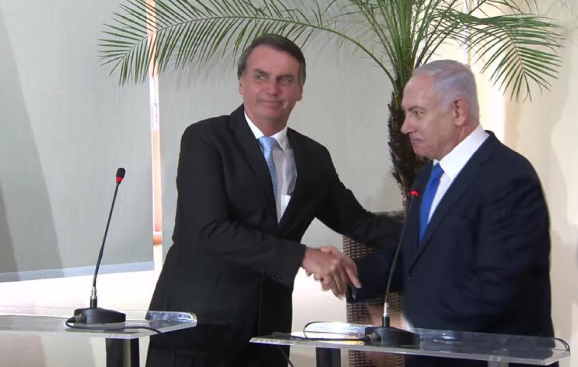 Bolsonaro rompe tradição diplomática e vota contra palestinos na Organização das Nações Unidas