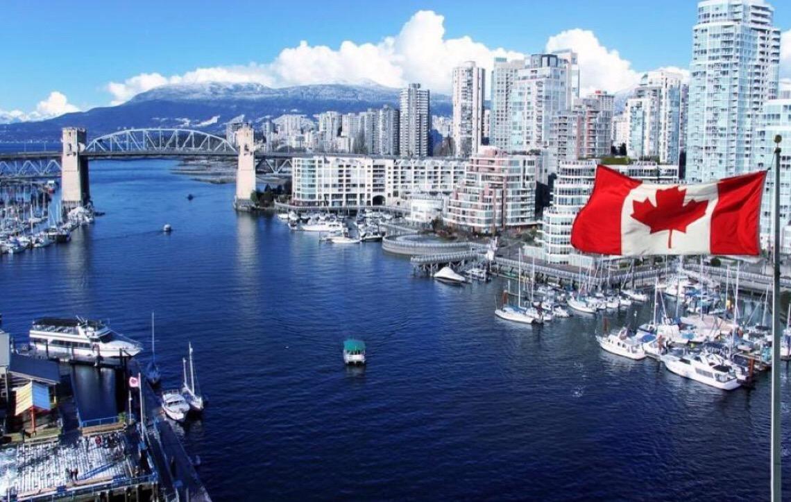 Canadá. Um país desenvolvido e com excelente qualidade de vida