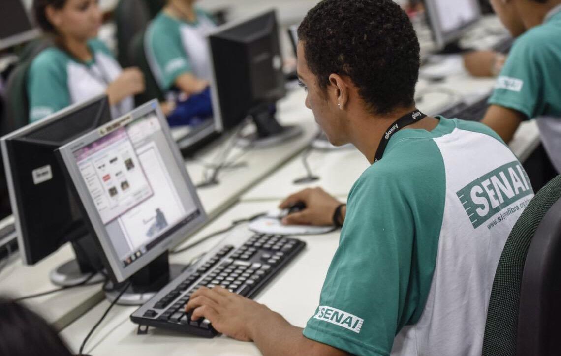 Senai oferece 1.025 vagas gratuitas em cursos de qualificação em Brasília