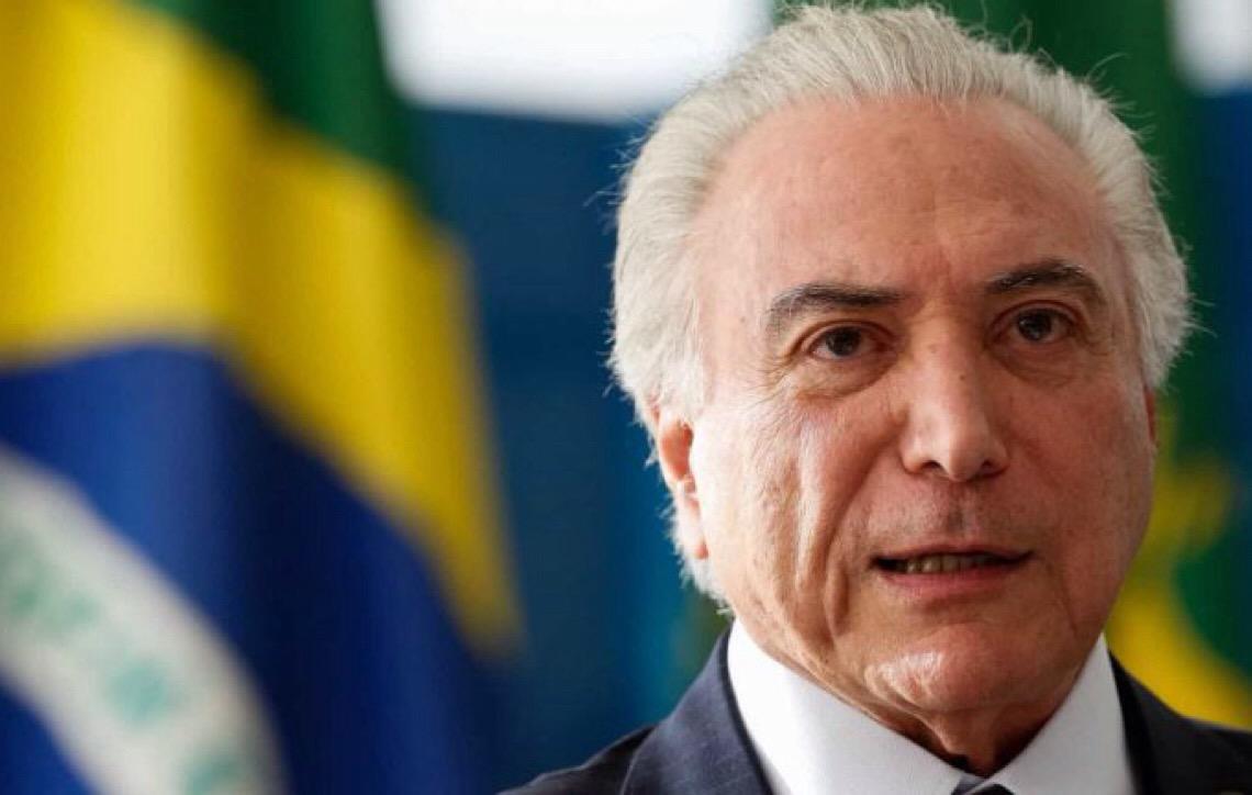 Michel Temer é solto a mando de desembargador no Rio de Janeiro