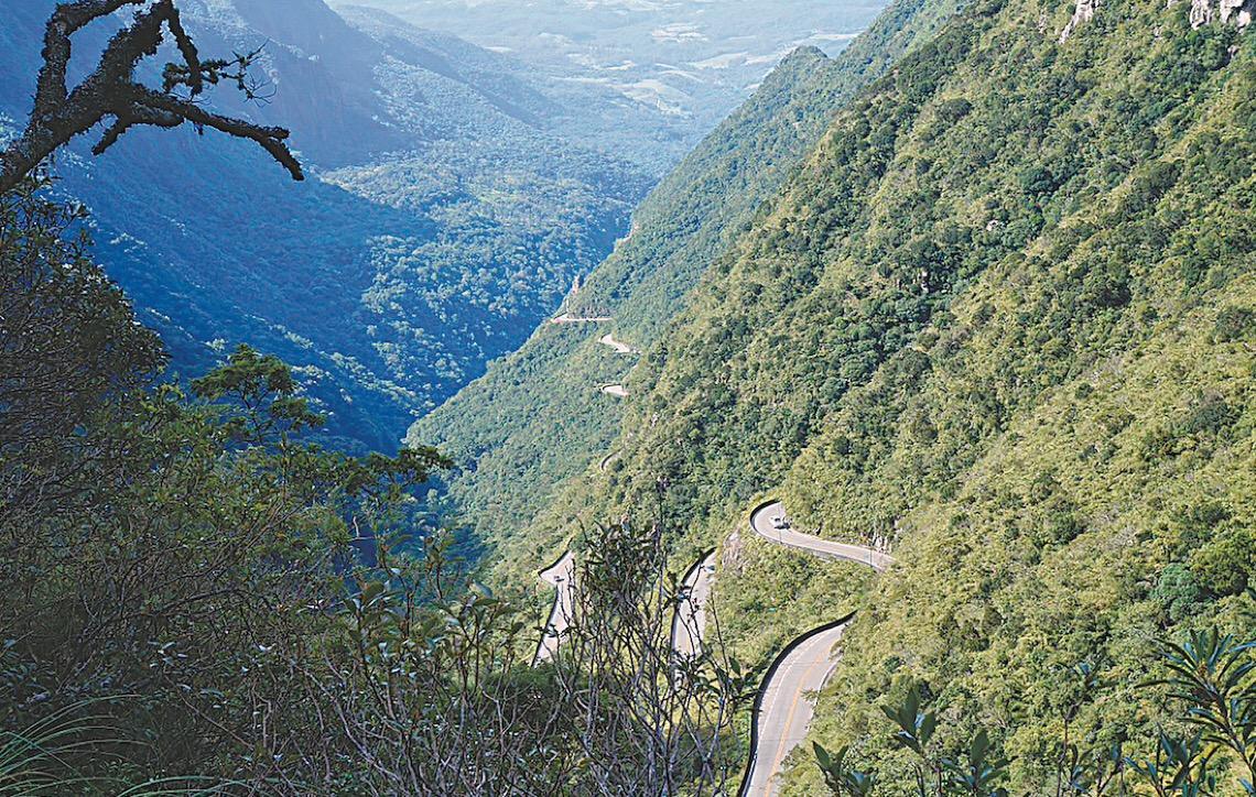 Urubici, em Santa Catarina. Vinhos de altitude, boa comida e água fresca