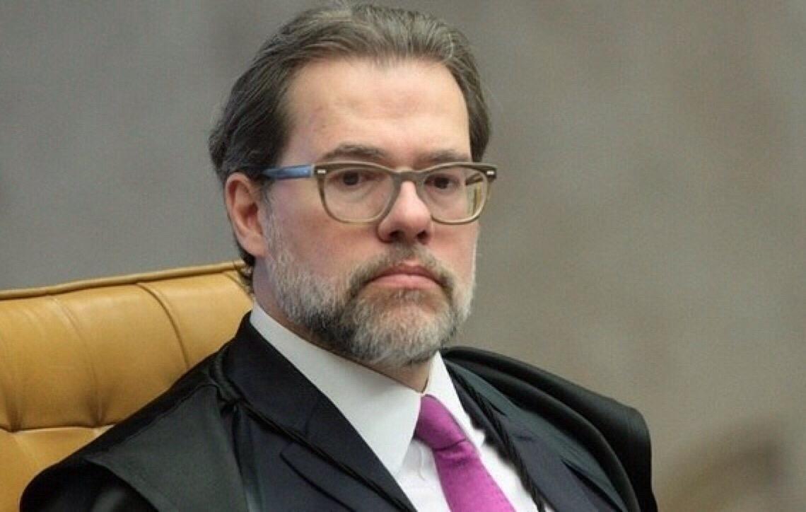 Dias Toffoli afirma que mente deslavadamente quem diz que Supremo Tribunal Federal acaba com operação