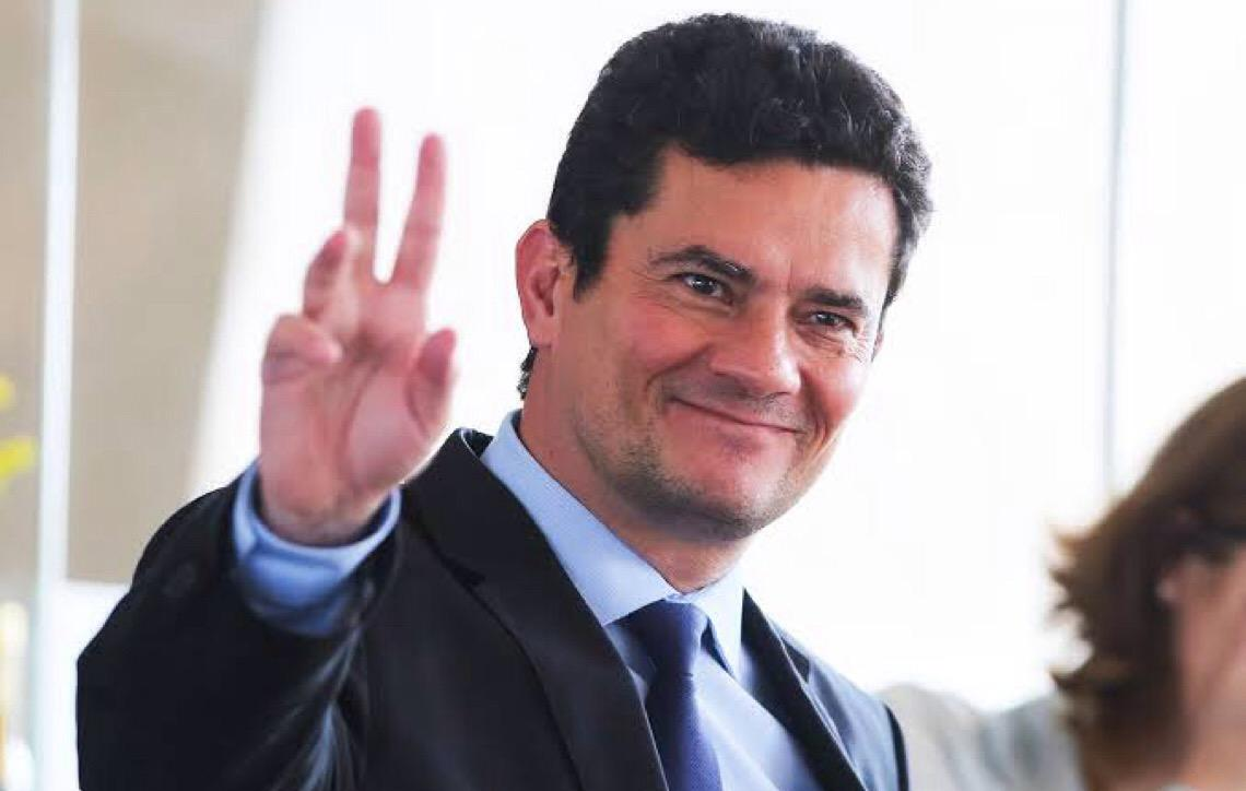 Marcola fica no presídio de Brasília, diz Sergio Moro