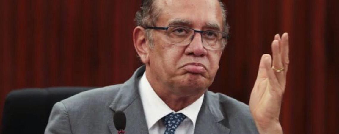 E se Gilmar Mendes estiver sendo execrado unicamente por cumprir a lei?