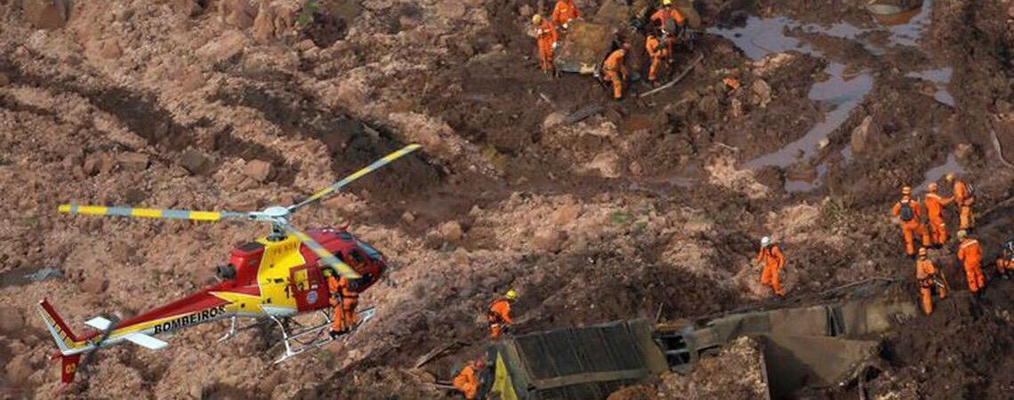 MP do Trabalho pede R$ 5 mi de danos morais para famílias de mortos em Brumadinho