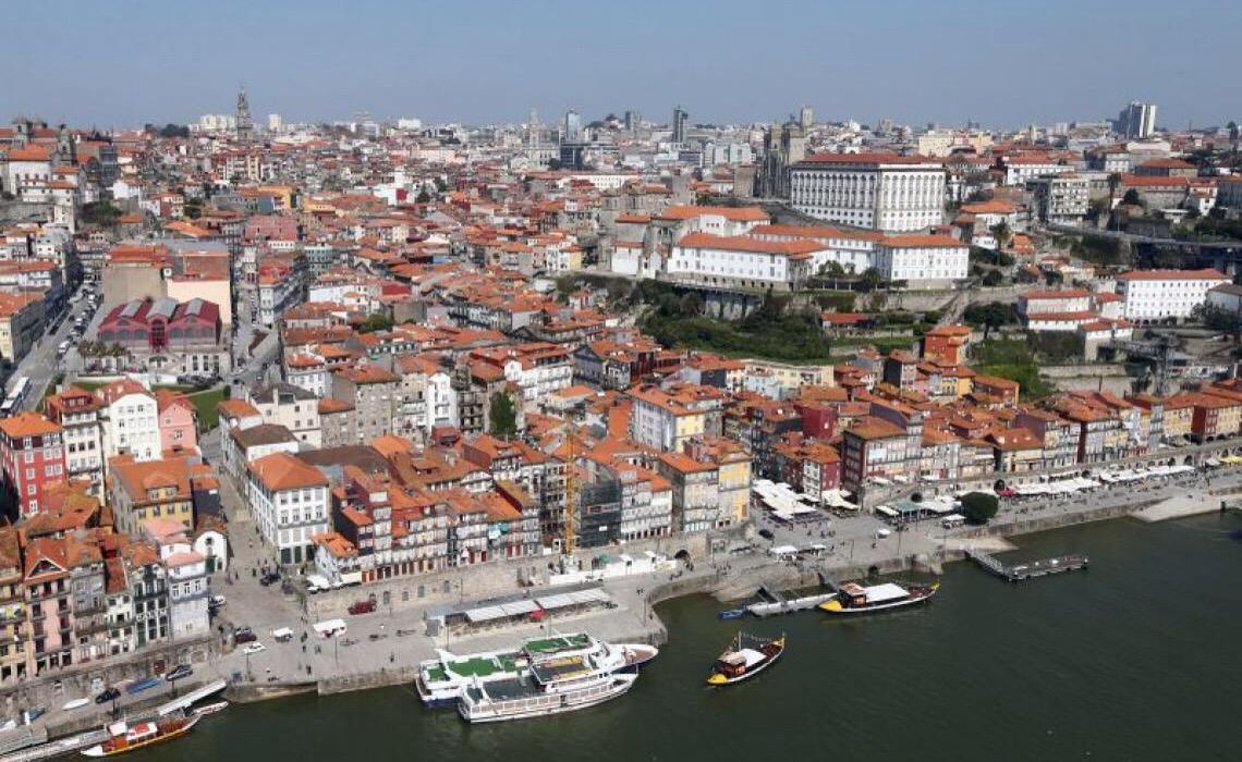 Porto vai receber em novembro