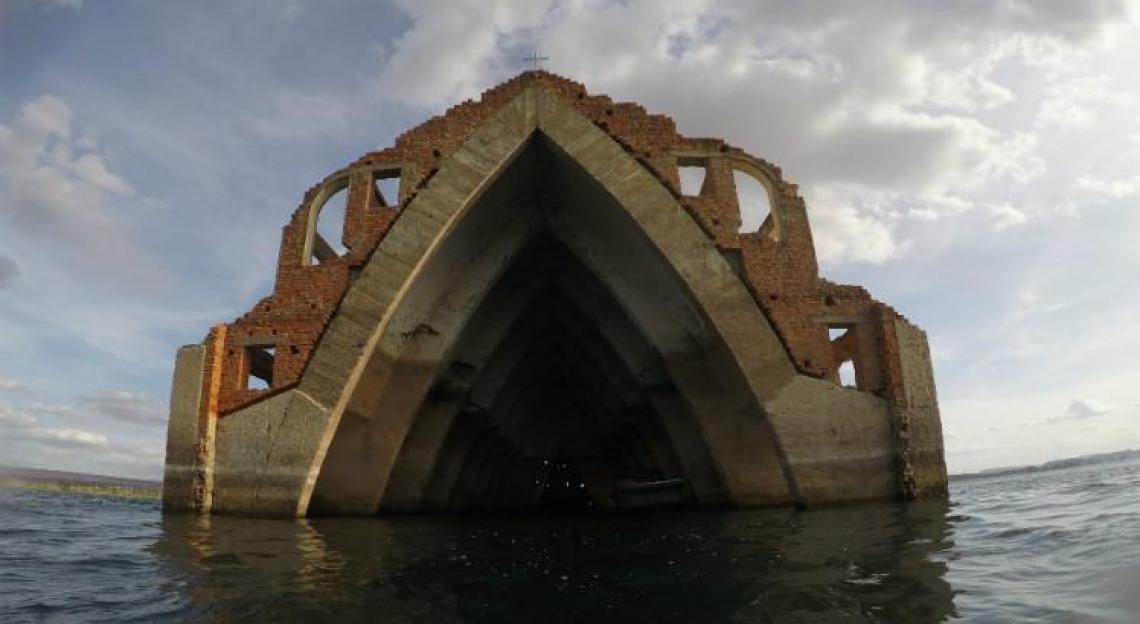 Petrolândia, a Atlântida Brasileira