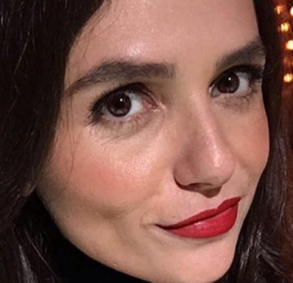 Atriz Monica Iozzi revela luta contra o vício