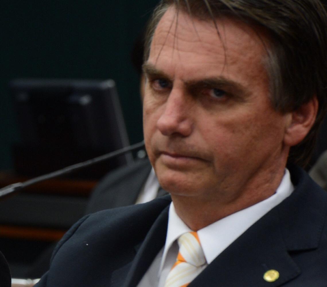 Toparia fim da reeleição em proposta de reforma política, diz Jair Bolsonaro