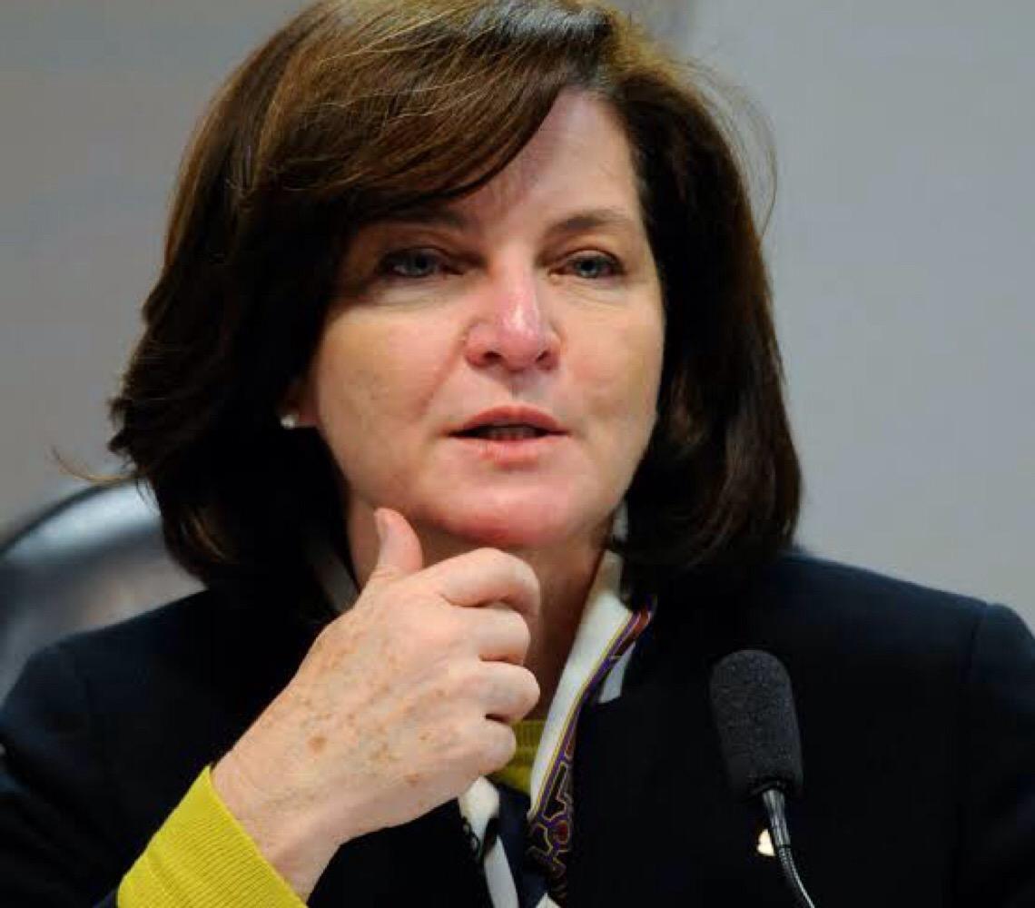 Raquel Dodge pede arquivamento de inquérito sobre Renan, Jader, Silas e Aníbal Gomes
