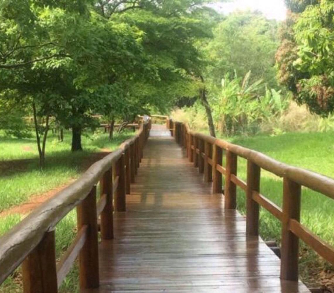 PaulOOctavio conclui obras no Parque Ecológico do Cortado