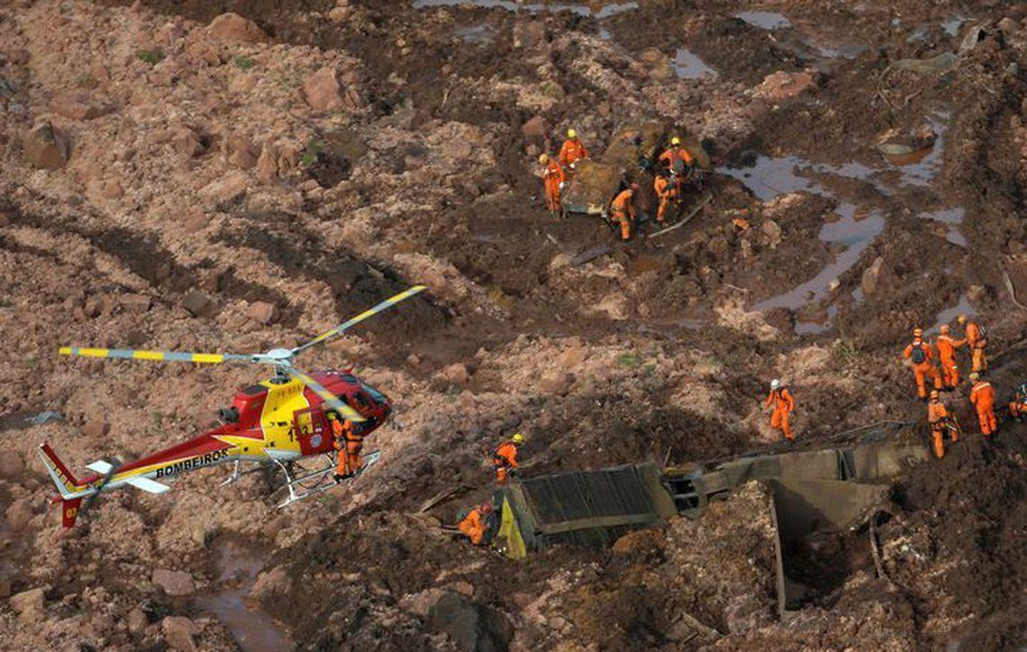 Fraudes e erros tiram 33 da lista de desaparecidos em Brumadinho