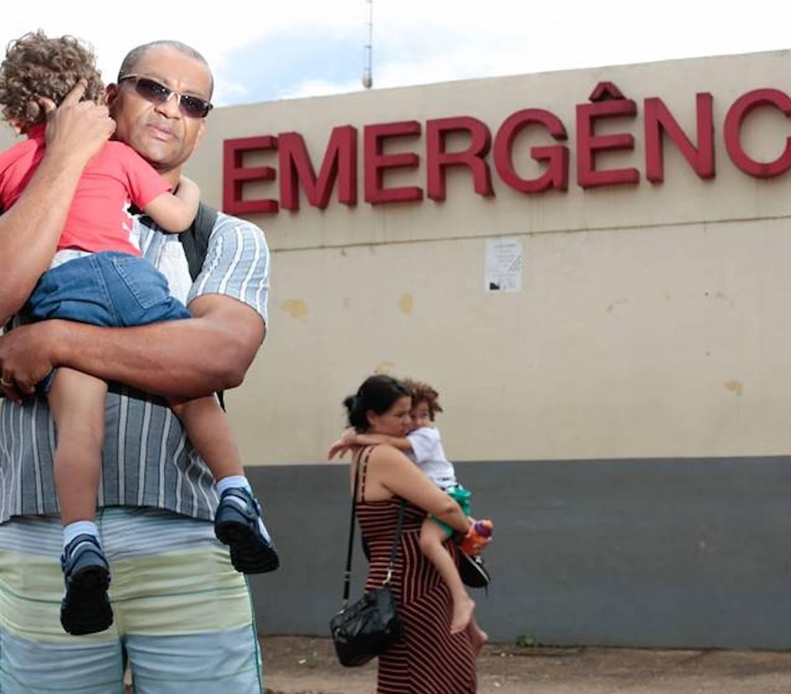 Saúde despedaçada: hospitais públicos do DF perdem 347 médicos