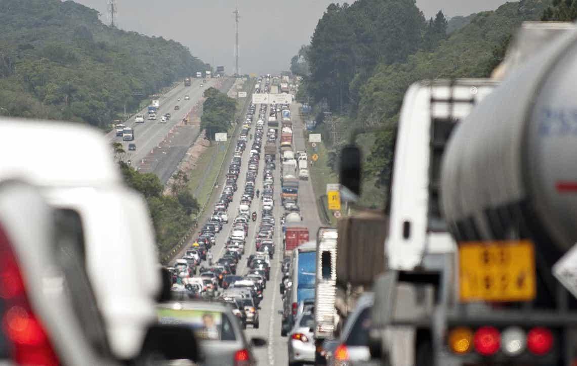 Governo vai liberar R$ 2 bi para obras e manutenção de rodovias