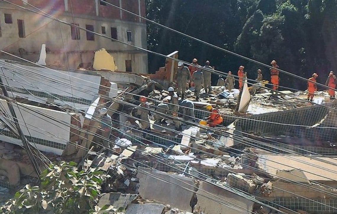 Trabalhos de resgate de vítimas de desabamento em Muzema podem acabar hoje