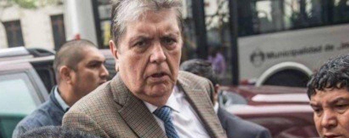 Ex-presidente do Peru tenta suicídio após receber ordem de prisão no caso Odebrecht