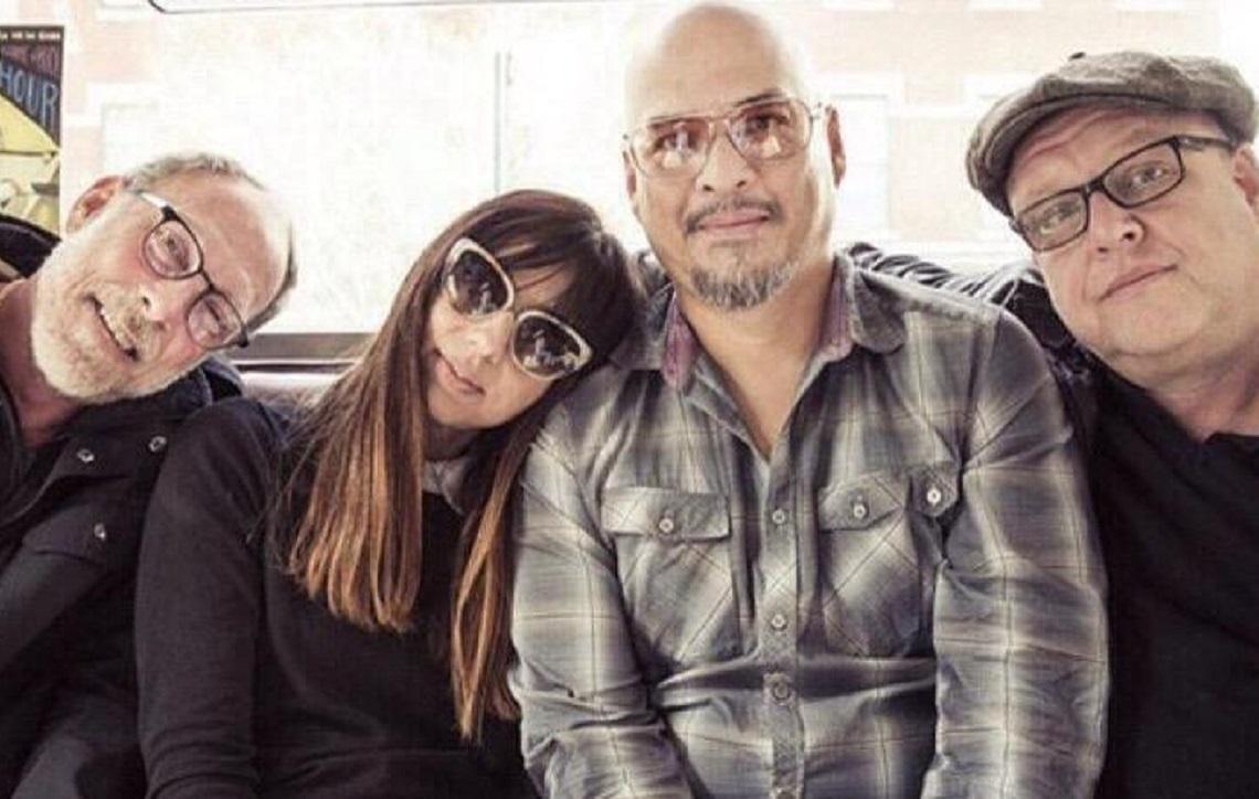 Pixies anunciam concerto em Portugal