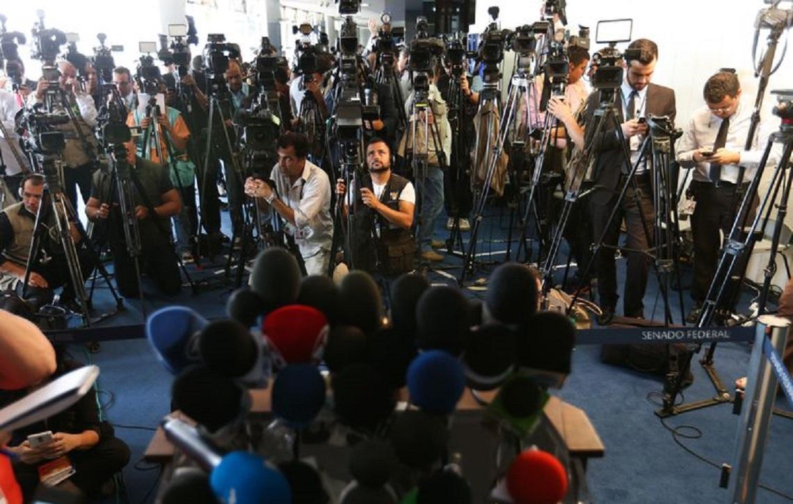 Brasil cai três posições em ranking mundial sobre liberdade de imprensa