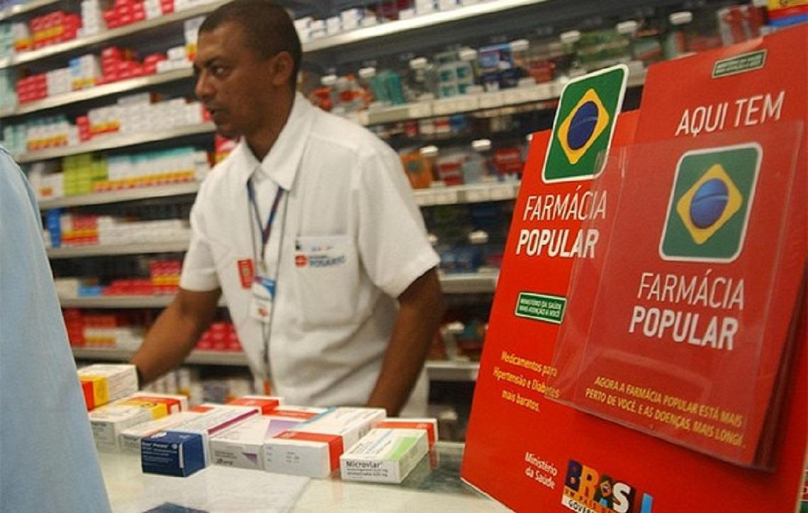 Gastos do 'Farmácia Popular' crescem 11 vezes em cinco anos, para R$ 2,8 bilhões