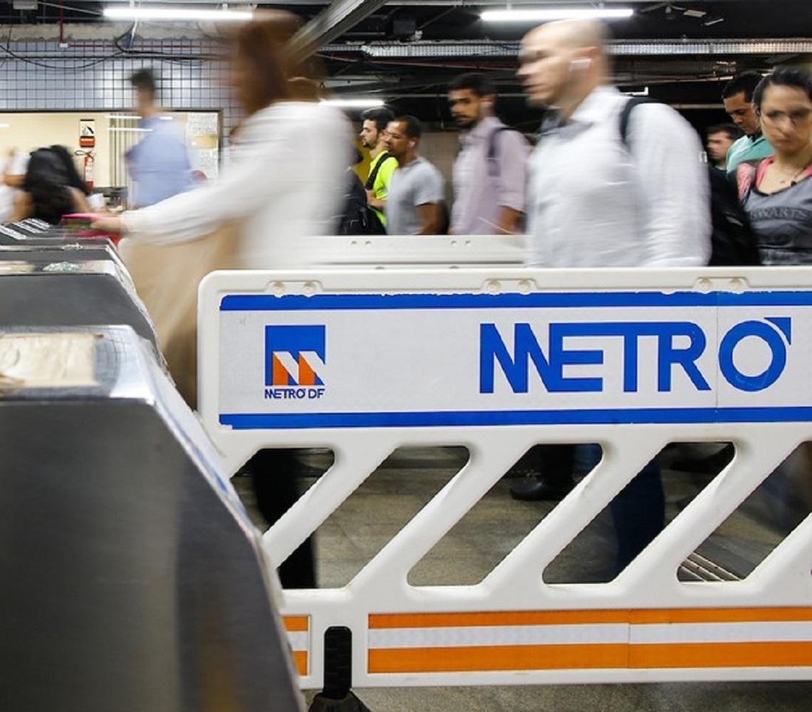 """Empresa que usou laranja no Metrô-DF vai para """"lista suja"""" da União"""