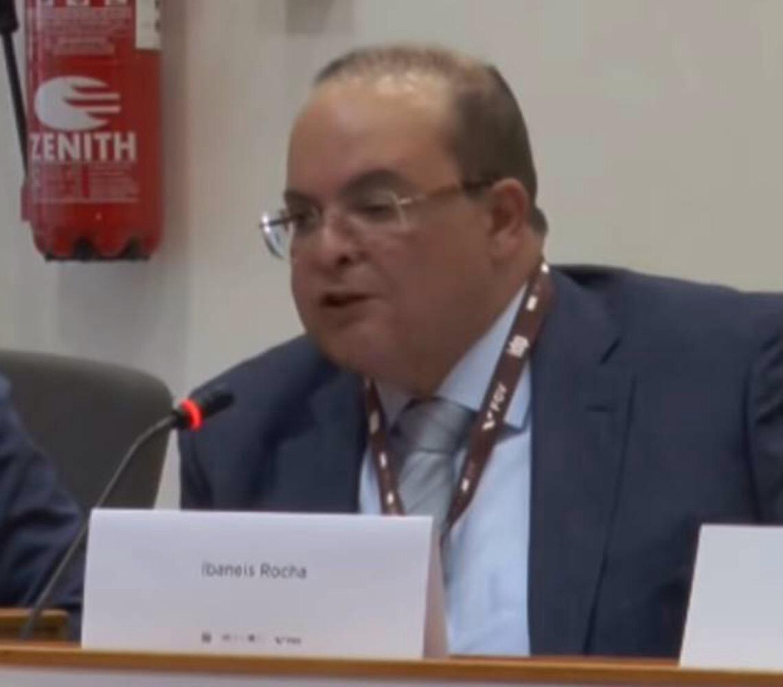 """Ibaneis Rocha: """"Fazer política é quase um exercício para entrar na cadeia"""""""