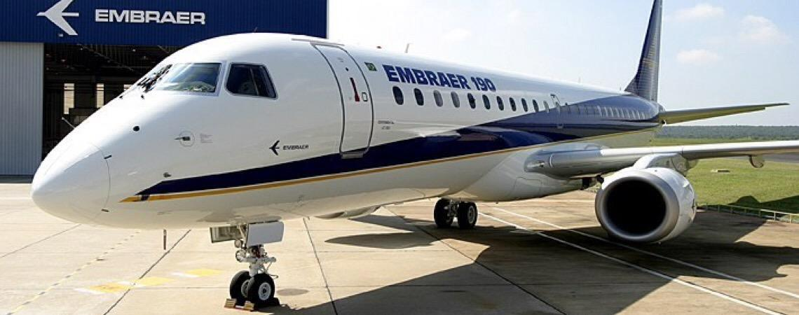 Embraer abre vagas para programa de estágio em Portugal