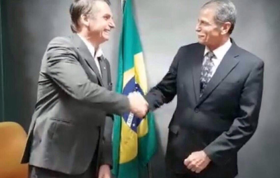 Jair Bolsonaro e o desabafo do general Paulo Chagas