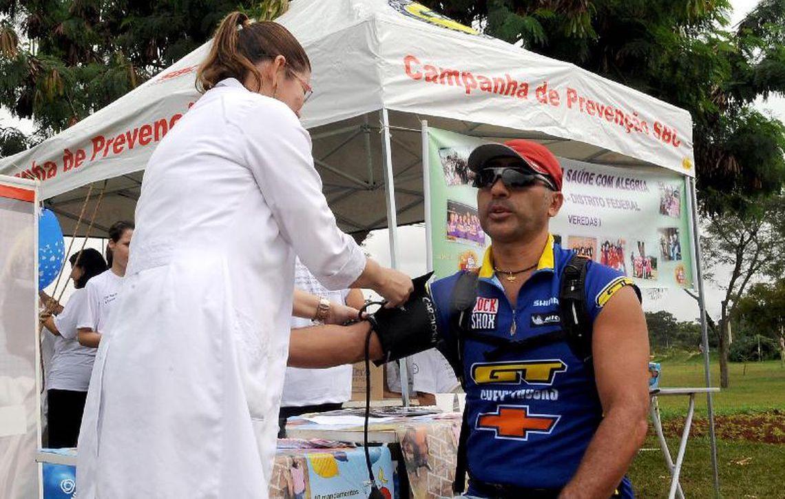 Hipertensão afeta um em cada quatro brasileiros adultos