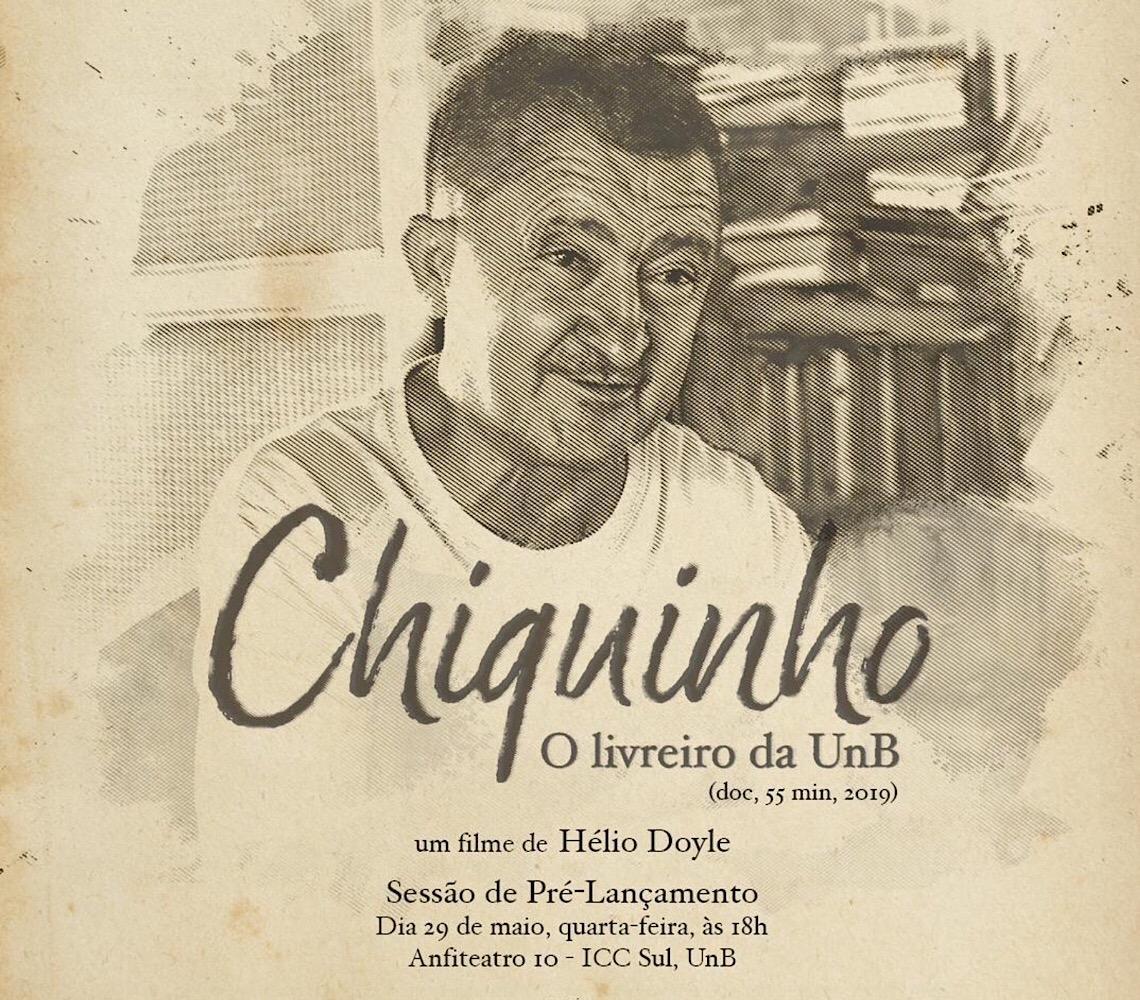 Chiquinho, o livreiro da Unb