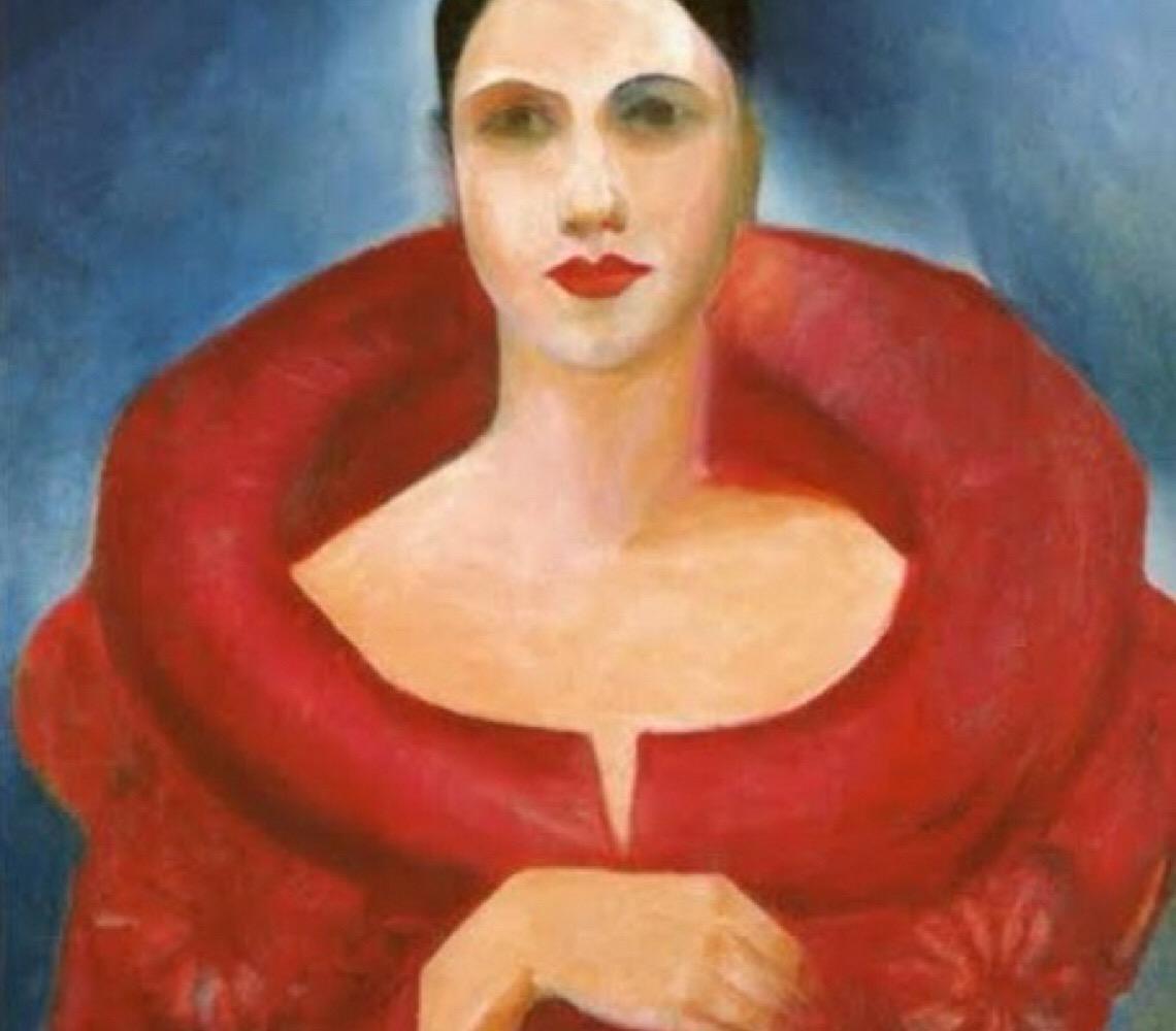 Tarsila do Amaral. Uma pintora que apostou nas cores do Brasil