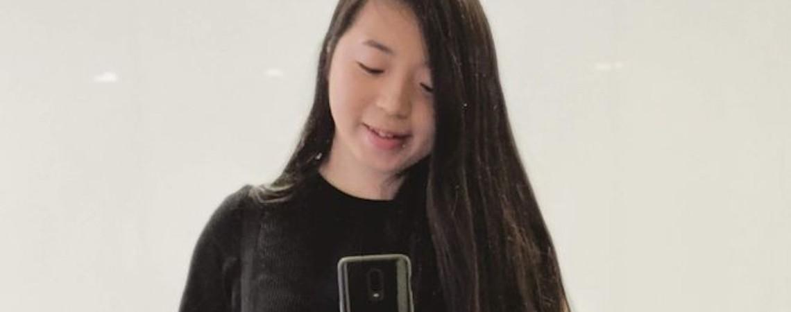 A jovem de 23 anos temida pelo Facebook, Instagram e outros gigantes do Vale do Silício