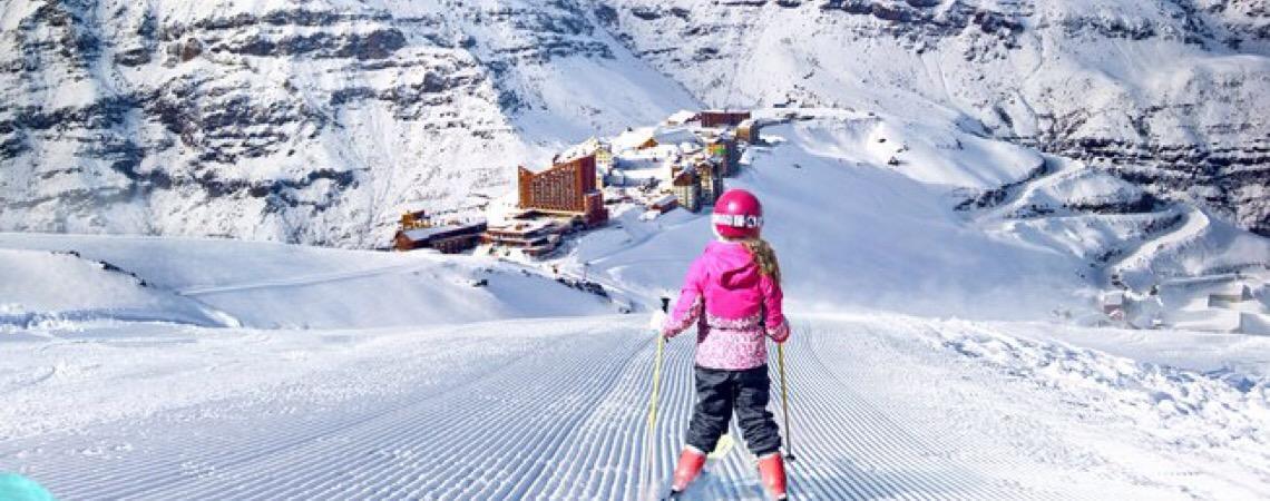 Dez lugares para esquiar no Chile e se divertir