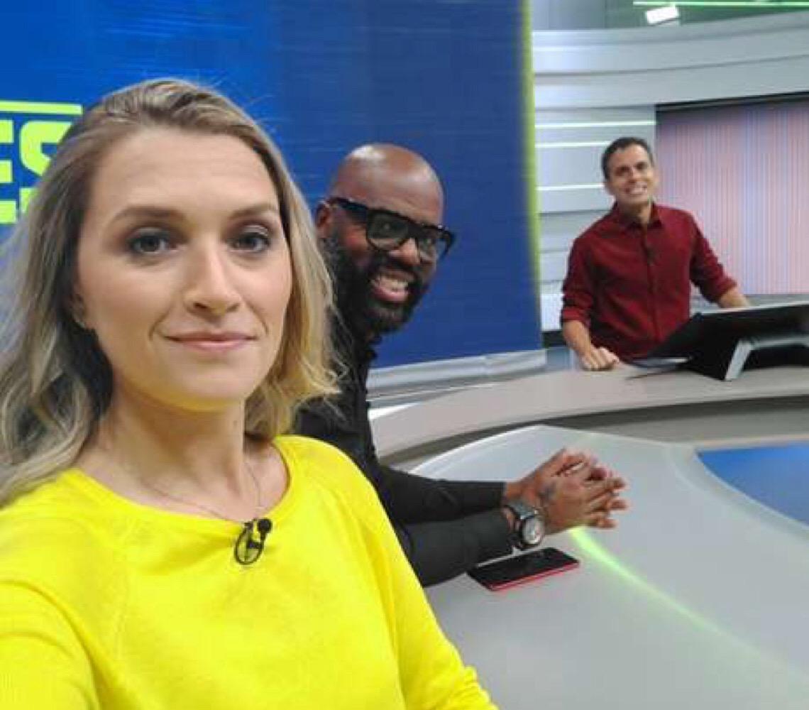 Repórter é demitido do 'O Globo' após ofensas a Ana Thaís