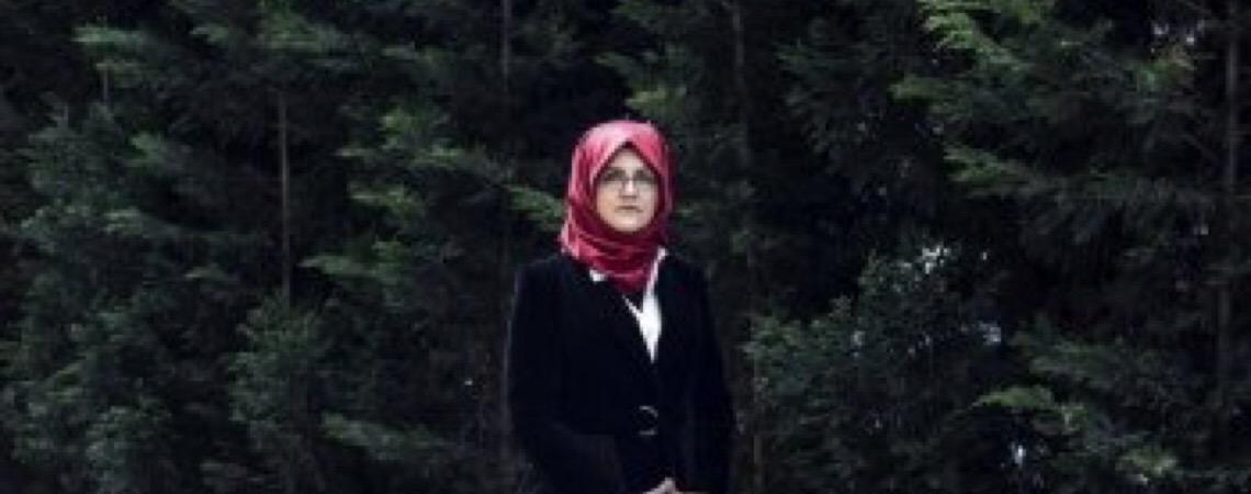 Viúva do jornalista Jamal Khashoggi luta por justiça
