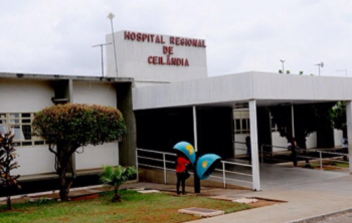 """Em Brasília. """"Medicina de guerra"""", dizem profissionais sobre Hospital de Ceilândia"""