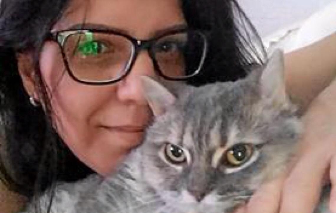 A gata que venceu o síndico em Brasília