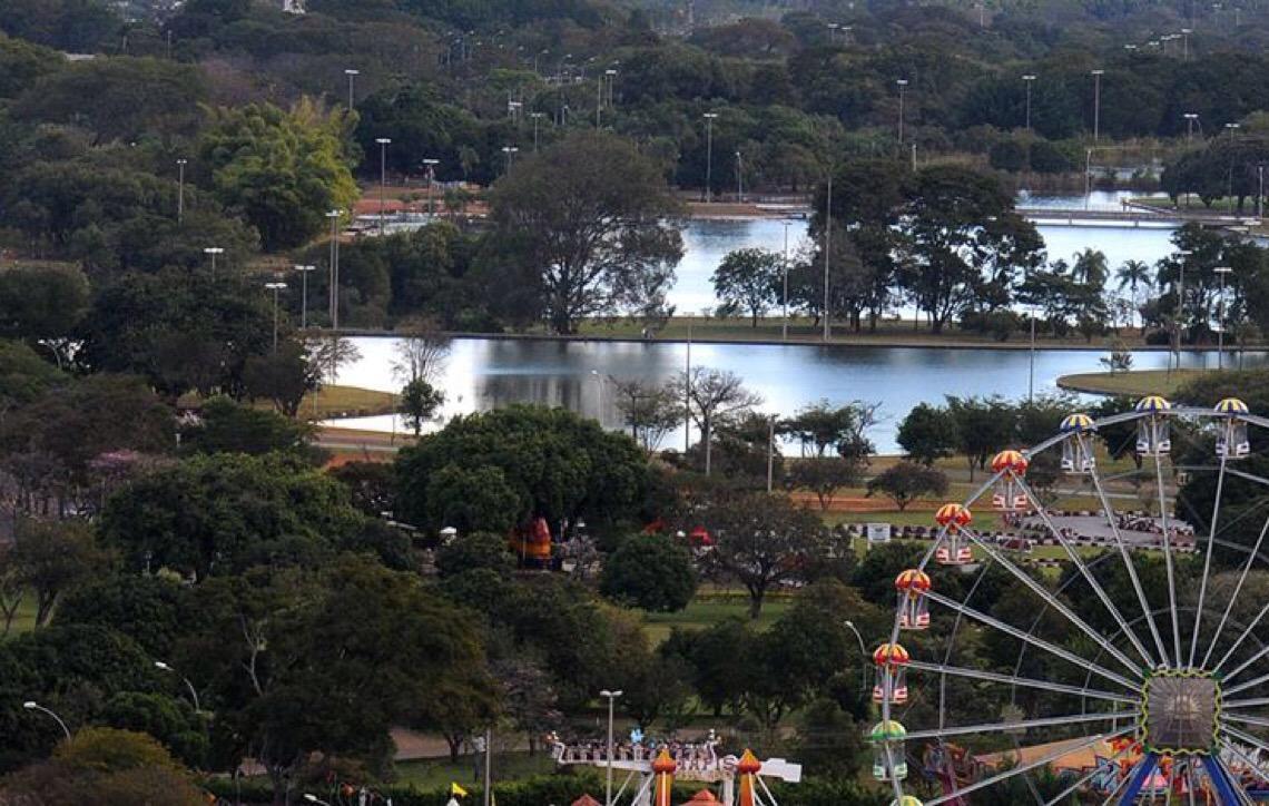 Governo de Brasília lança, na sexta-feira, PPP de parques e pontos turísticos