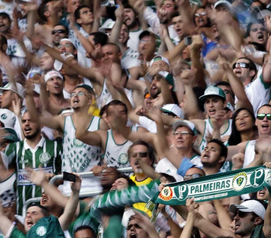 Palmeiras festeja sucesso de 'transmissão alternativa' no Brasileirão