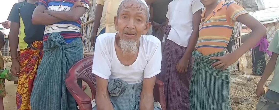 Como vivem 1,1 milhão de refugiados em Bangladesh