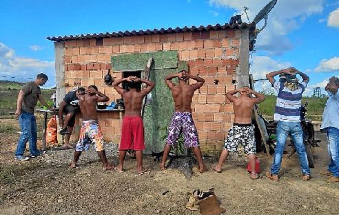 Sob ameaça de morte e expulsão grupo de grileiros aterrorizava famílias em Brasília