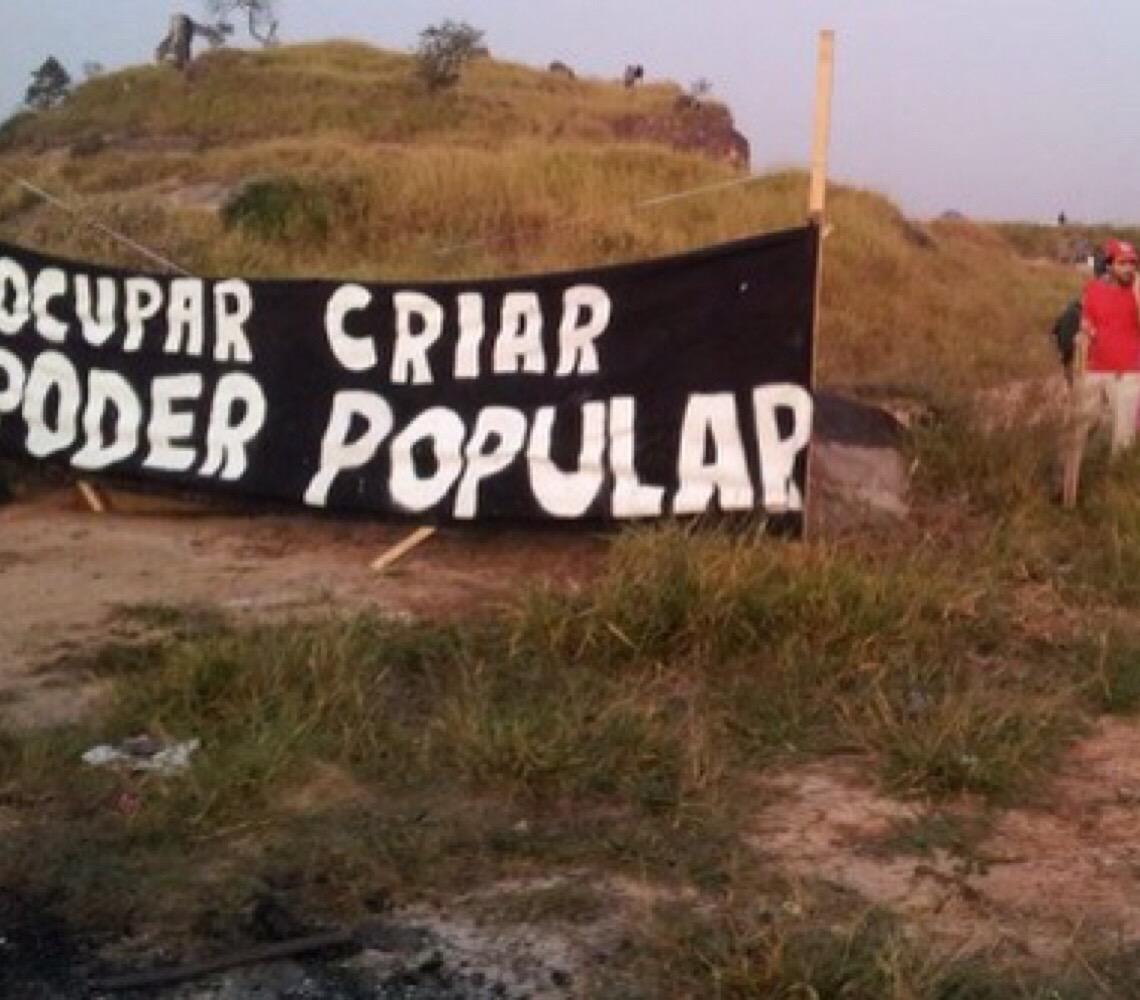 Falha em arma evita assassinato de integrantes do MST em fazenda no interior de São Paulo