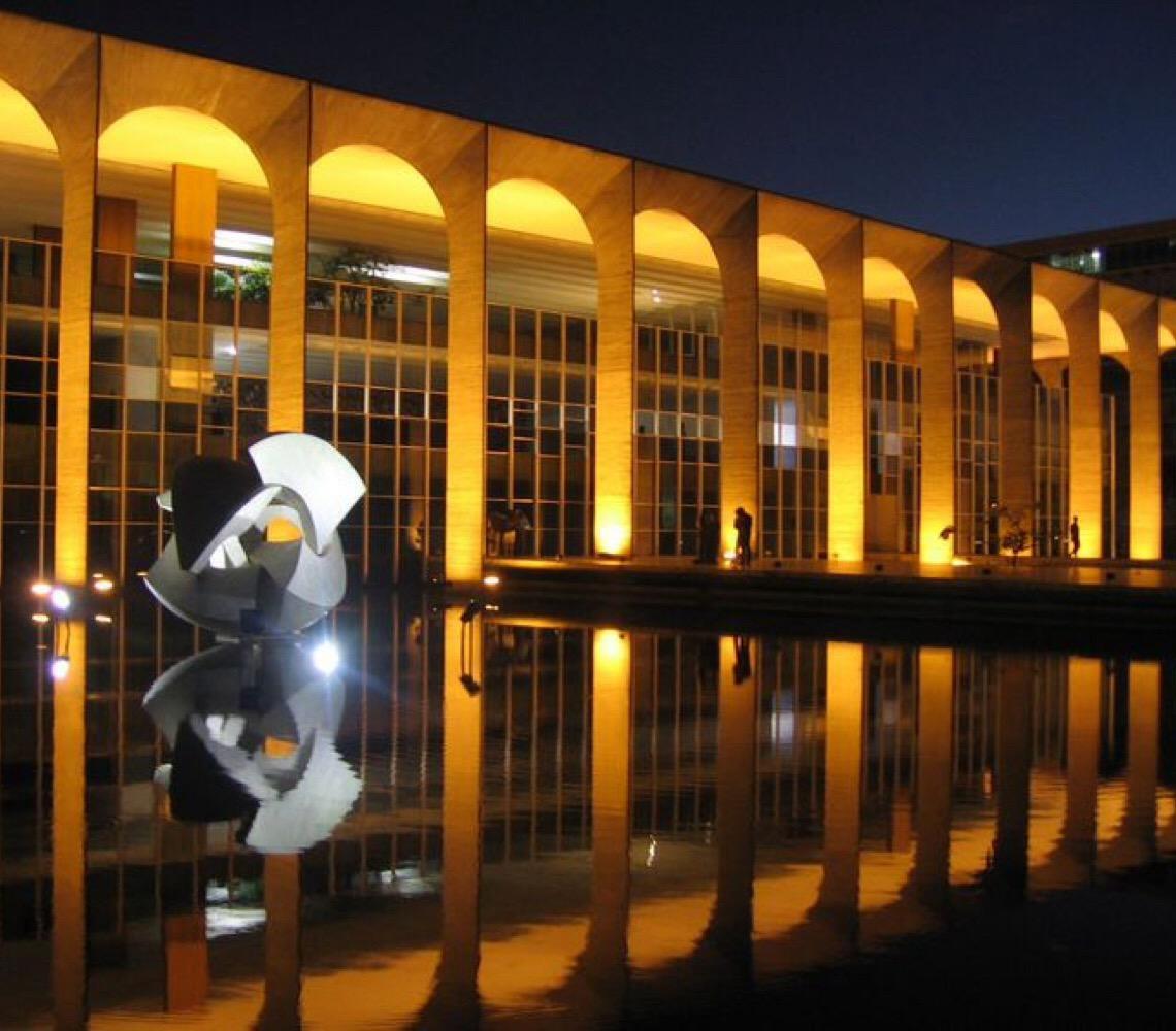 Brasil lamenta perda do nome Amazon. Oito países lutavam pelo nome