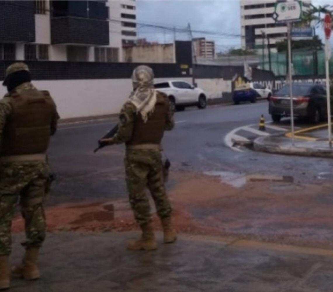 Polícia Federal caça acusados de tráfico, assalto a banco e lavagem de dinheiro, em Alagoas e Pernambuco