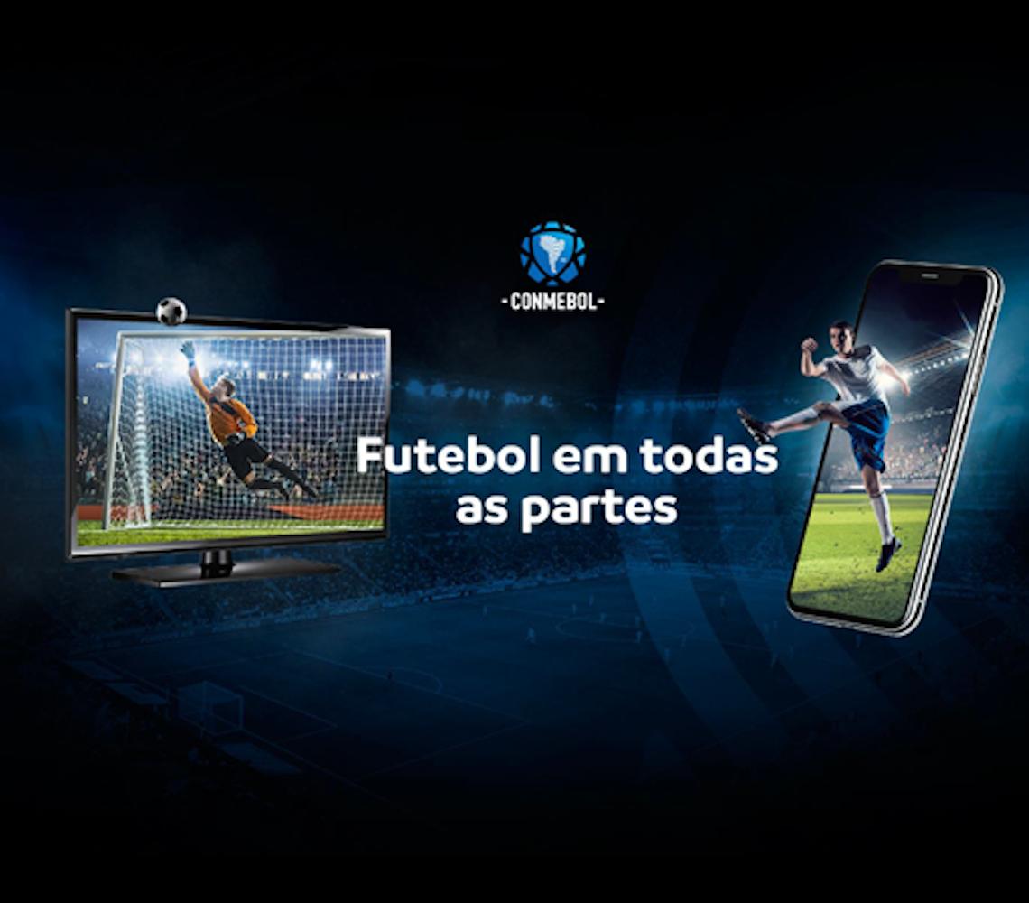 Futebol na palma da mão: o streaming nas transmissões esportivas