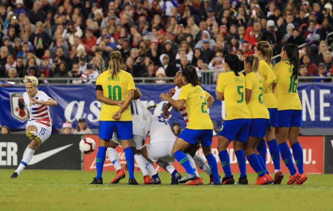 Copa feminina. Servidores de Brasília pedem flexibilização de expediente para acompanhar jogos do Mundial