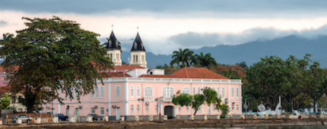 Inep acompanha avaliação do ensino superior em São Tomé e Príncipe