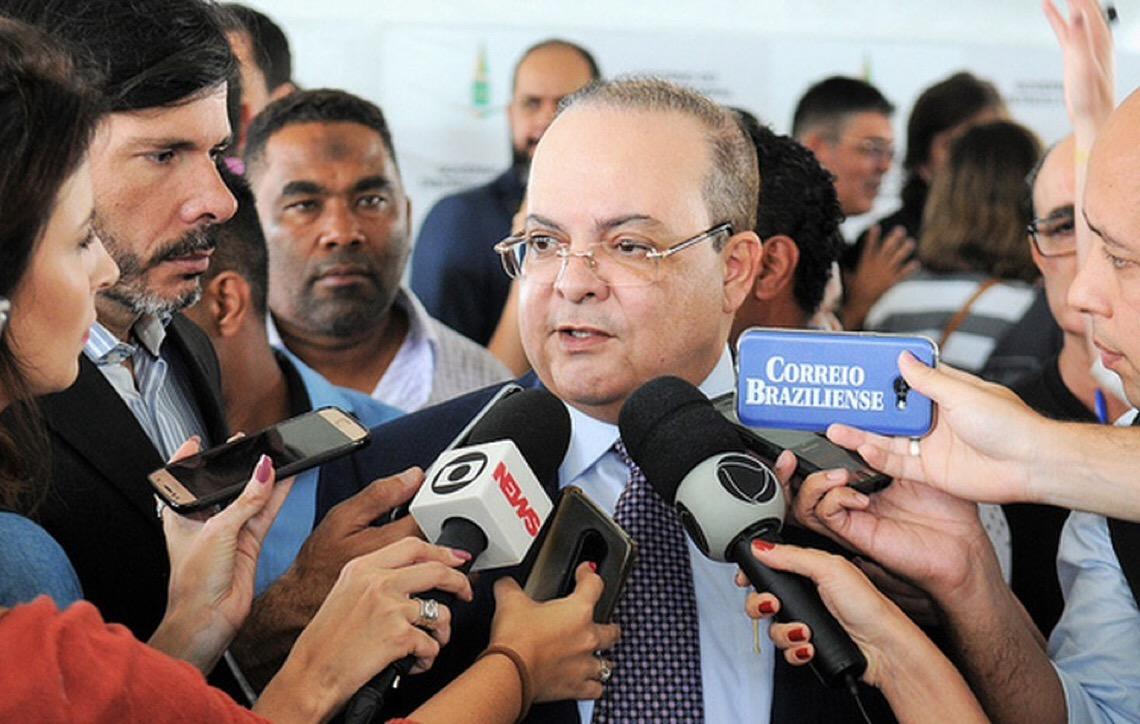 Polícia Federal apura se recursos de candidatas do MDB foram usados na campanha de Ibaneis ao governo